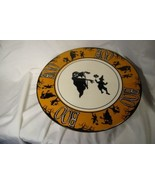 Bethany Lowe BOO Cake Plate w/ Witches - $33.50
