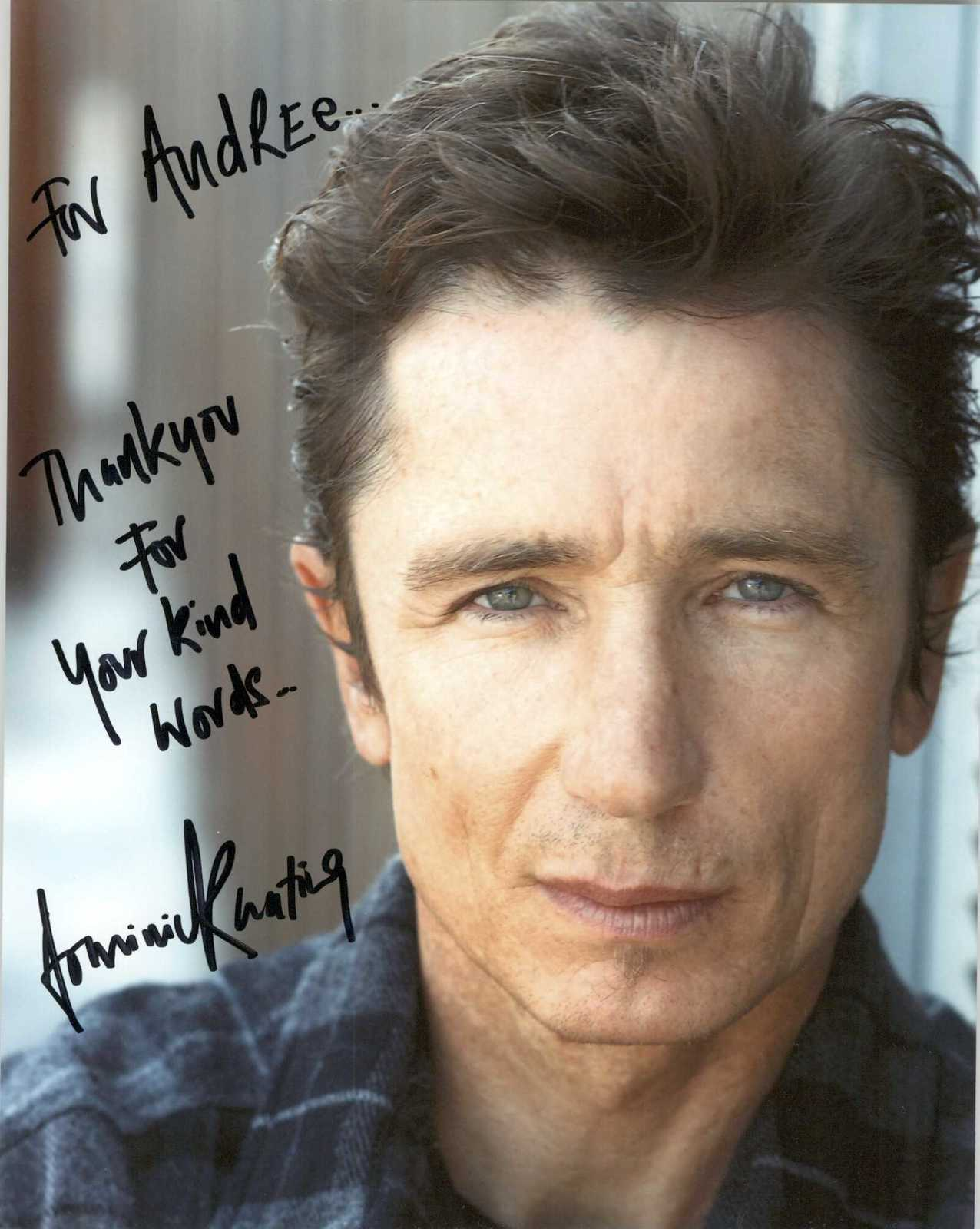 Primary image for Dominic Keating Signed Autographed Glossy 8x10 Photo