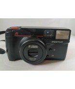 Pentax IQZoom 70 35mm Film Camera AF Zoom Tele-Macro f- 35-70mm. Parts Only - $9.99