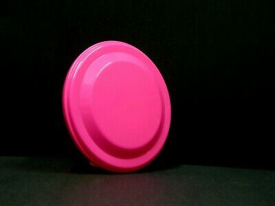 12 Flyers Pink  9 Inch Dia. Made in America Non Toxic Lead Free Food Sale