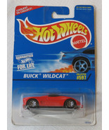 Hot Wheels Mattel Buick Wildcat car #597 orange coolest to collect die c... - $15.43