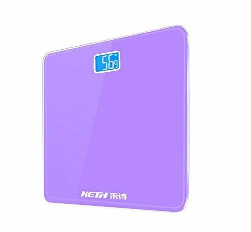 PANDA SUPERSTORE Accurate Digital Bathroom Scale Extra Large Lighted Display(Pur