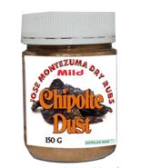 Chipolte  Dust 150g Dry Rub chipotle chilli ghost Habanero MILD - $11.56