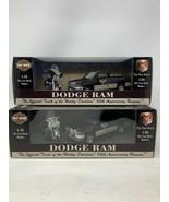HARLEY DAVIDSON 95th REUNION DODGE RAM TRUCK Electra Glide Road King 1:1... - $145.12