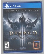Diablo III - Reaper of Souls Ultimate Edition PS4 New Spanish Game Plays... - $18.95