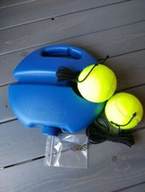 US Tennis Trainer Training Solo Practice Rebound Ball Back Base Tool Sel... - $14.84