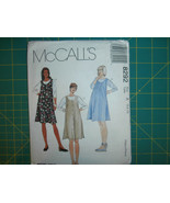 McCall's 8292 Size 6 8 10 Misses' Maternity Top Jumper - $11.64