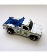 Vintage 1975 Mattel Ramblin' Wrecker Larry's 24 Hr Towing Diecast Tow Truck - $9.99