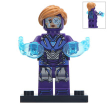 Pepper Potts (Iron suit) Marvel Avengers Endgame Lego Minifigures Block ... - $1.99