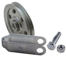 """Garage door parts 3"""" Sheave Pulley CLEVIS 2 QTY - €19,42 EUR"""