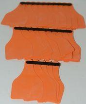 Destron Fearing DuFlex Visual ID Livestock Panel Tags XL Orange Blank 25 Sets image 5