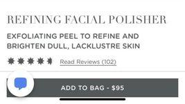 Omorovicza Refining Facial Polisher - Travel Size (1oz) - New, Sealed image 4