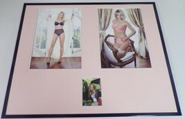 Britney Spears Signed Framed 16x20 Lingerie Photo Display JSA - $924.99