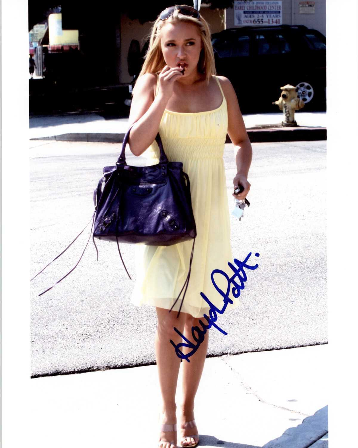 Primary image for Hayden Panettierre Signed Autographed Glossy 8x10 photo