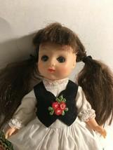 "Vintage Ethnic Folk Doll 7."" Tall  Original Costume - $11.63"