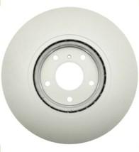 NAPA 8880307 326188 Front Disc Brake Rotors Pair Set of 2 image 2