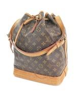 Authentic LOUIS VUITTON Noe Monogram Shoulder Tote Bag Purse #30906 - $449.00