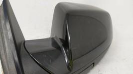 2010-2011 Gmc Terrain Driver Left Side View Power Door Mirror Black 58349 - $136.15