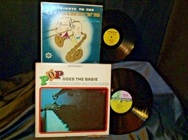 Pop Goes the Basie and A Tribute to the Dorseys AA-192017 Collectible image 2
