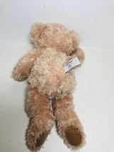 "Enesco Gund Maxie Tan 14"" Teddy Bear Plush Stuffed Animal 320118 image 2"