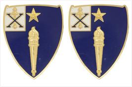 Genuine U.S. Army Crest: 46TH Infantry (No Motto) - $18.79