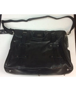 Kenneth Cole A Duff Act To Follow Duffle Bag Black 580615 - $54.44