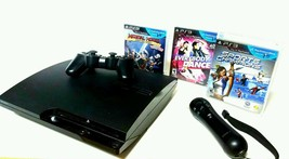 Sony Playstation 3 (CECH-2501B) Charcoal Black ... - $140.25