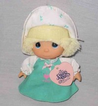 "SWEET 4 1/2"" 1989 Precious Moments DOLL - $19.14"