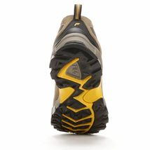 NIB Men's FILA Travail Trail Running Shoes Brown Gold image 3