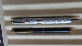 SET OF 2 PC SHEAFFER BALL PEN & PENCIL SET - $93.11