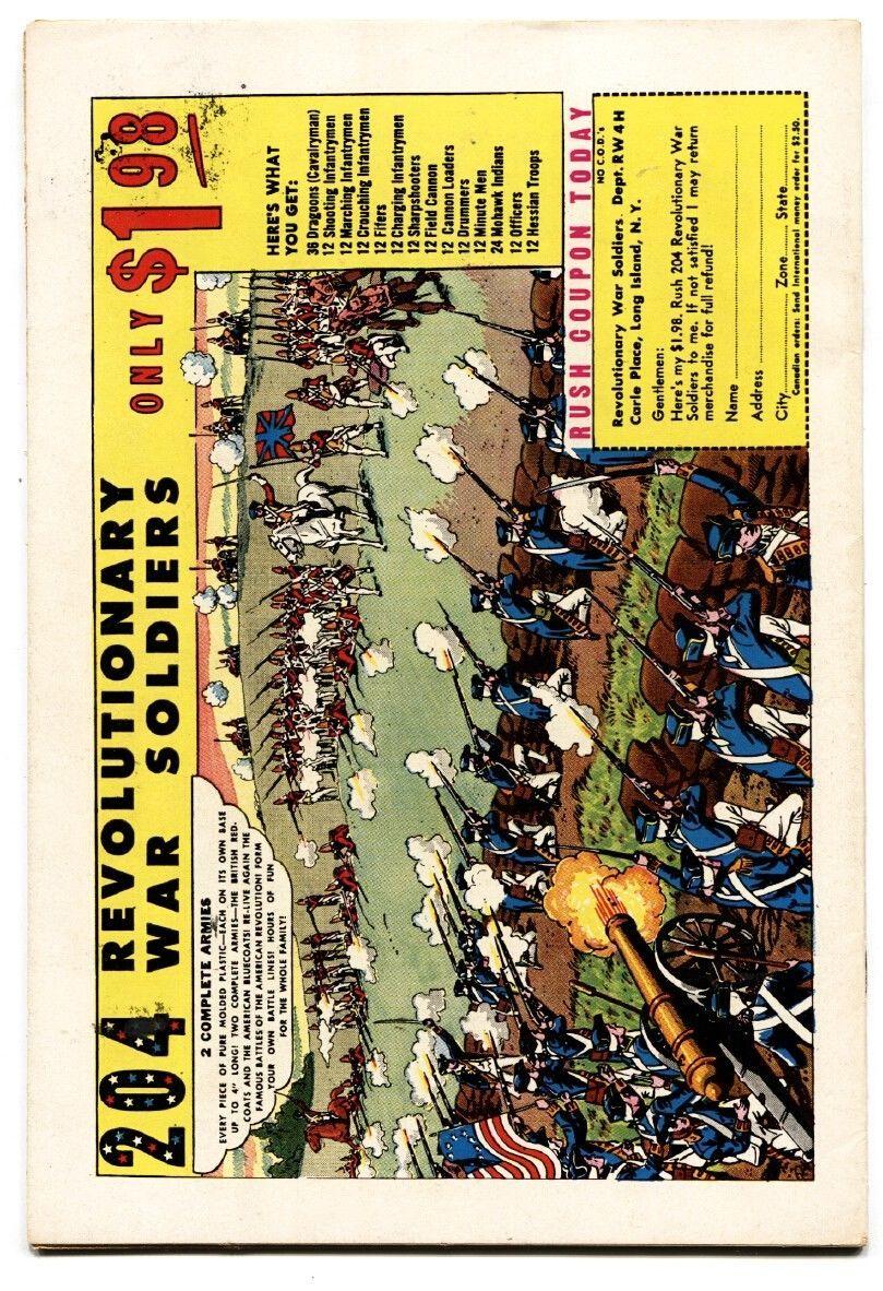 ADVENTURE COMICS #296 comic book DC GEORGE WASHINGTON SUPERBOY