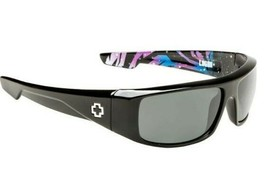 Spy Optic Logan Ken Block Livery Sunglasses Livery Happy Gray Green - $90.25