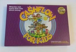 Cashflow for Kids Board Game Rich Dad Poor Dad Complete - $79.19