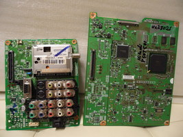 Hitachi UX28021 & UX28022 Digital Main & Terminal Board For P50T501 - $45.00