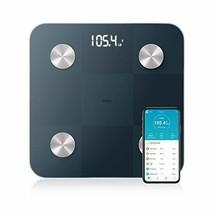 Body Scale Bluetooth Bluetooth Fat Scale with High Precision Sensors Digital Sca