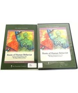 Roots of Human Behavior The Great Courses 2-DVD set and Guidebook 9781565855939 - €11,17 EUR