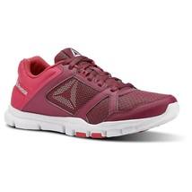 Reebok Women's Yourflex Trainette 10 Running Shoe - Red - $59.99