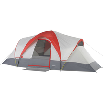 All Weather Dome Tent Large 9 Person Outdoor Camping Fishing Trekking Re... - $155.97