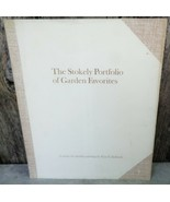 The Stokely Portfolio of Garden Favorites Guy Coheleach 5 Colorful Prints - $30.00