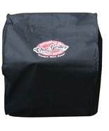 Table Top Grill Cover Weather Resistant Outdoor Sun Dirt Protection Blac... - $18.80