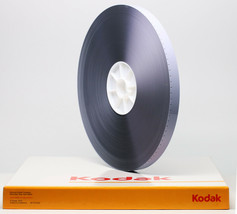 NEW KODAK 16mm Movie Film Leader Single Perforated - 1,000 ft - MADE IN USA - $210.00