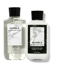 Bath & Body Works Marble Body Lotion + 3-in-1 Hair, Face & Body Wash Duo Set - $32.95