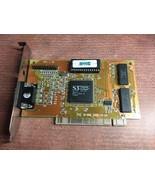 EPOCH PCI Video card S3 ViRGE BNX 8400-00-00 Rev 1.3A VGA c1 - $68.31
