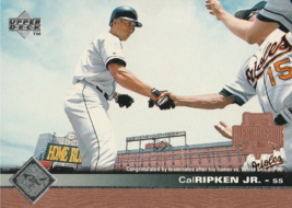1997 Upper Deck #20 Cal Ripken Jr. - $0.75