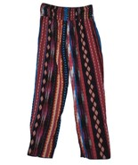 Girls' Tribal Straight Pants - Art Class  M - $8.99
