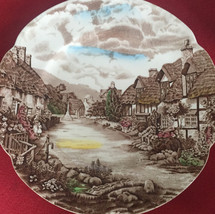 """Johnson Brother's Old English Countryside 10"""" dinner plate - $12.00"""
