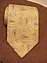 JZ Richards Boulder 100% Silk Neck Tie Hand Made in USA EUC - $19.80