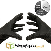 Black Nitrile Gloves 5 Mil Powder-Free Medical Exam Size X-Large 5000 Pi... - $330.51