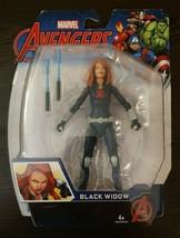 "Hasbro Marvel Avengers, Black Widow, 6"" Action Figure - $41.59"