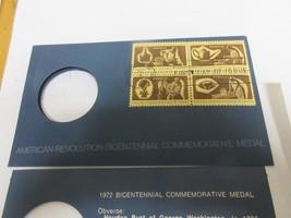 1972 American Revolution Bicentennial Commemorative Coin Medal - $11.88